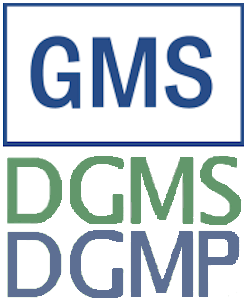 LOGO: German Medical Science GMS Publishing House